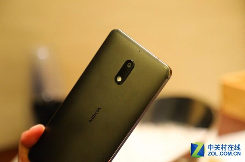 Nokia 6, kamera