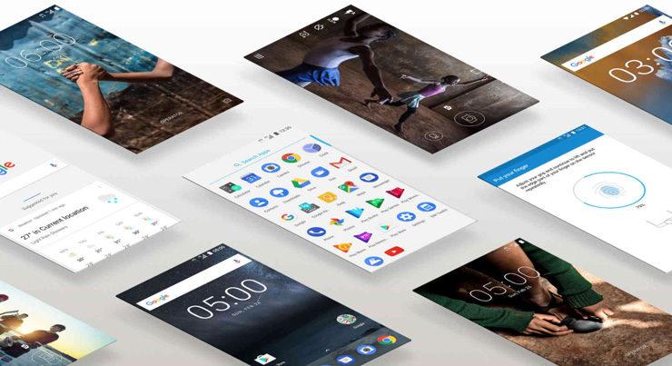 Nokia 5 Android Nougat