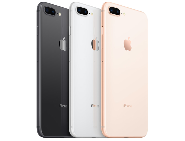 iPhone 8 Plus kamera