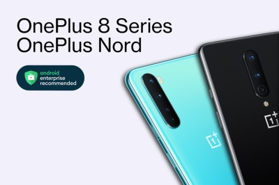 OnePlus Android Enterprise recommended