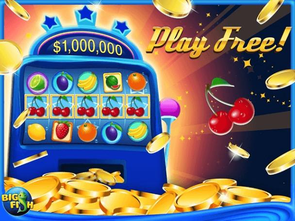 Big Fish Casino spel fri