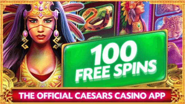 Caesars Slots- gratis mynt