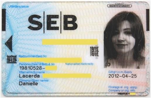 Du behöver ditt ID-kort på kasinon för att spela Blackjack