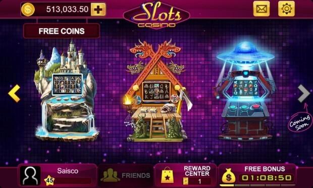 Slots Casino från GameZone