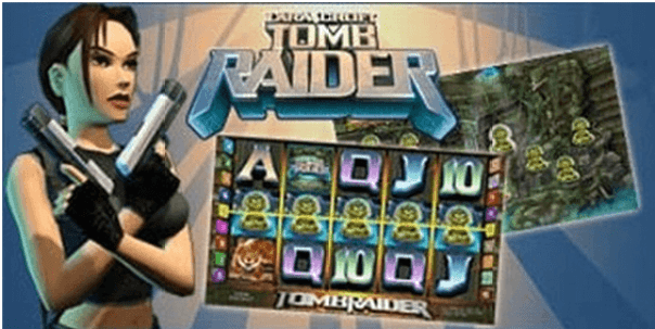 Tomb Raider spel