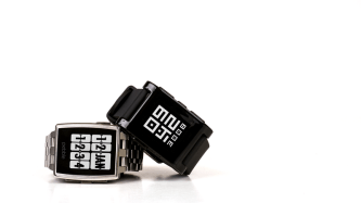 Pebble Steel Smartwatch 1
