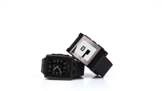 Pebble Steel Smartwatch 2
