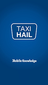 TaxiHail Splash Screen
