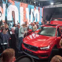 Gelungenes Deutschland-Debüt für kompaktes Volvo SUV