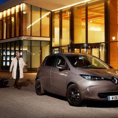 Sieben Renault ZOE beim UN-Klimagipfel in Bonn