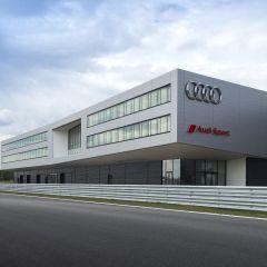 Formel E: Audi liefert e-tron FE05 an Virgin Racing