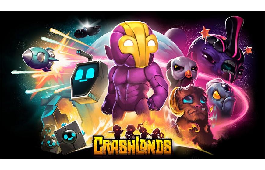 Crashlands oyunu indir
