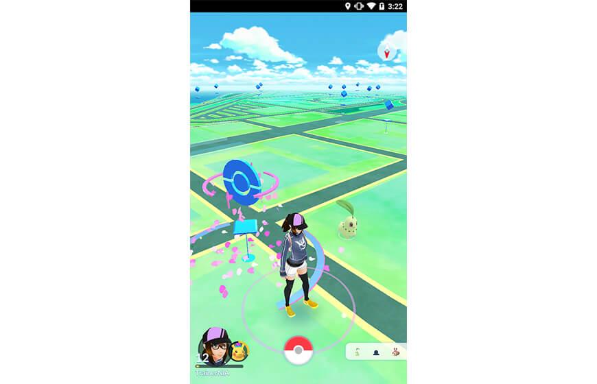 En çok oynanan Android oyunları Pokemon Go indir