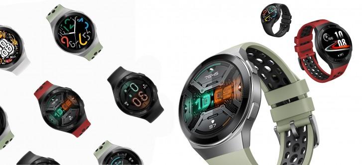 ecco huawei watch gt2e