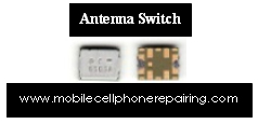 Antenna Switch of Mobile Phone
