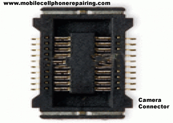 Mobile Phone Camera Connector