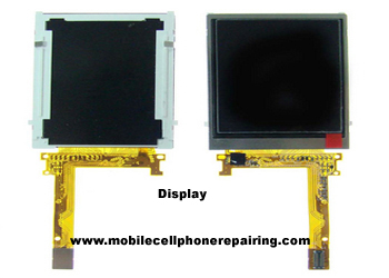 Display of Mobile Phone