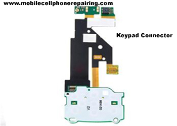 Mobile Phone Keypad Connector