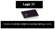 Logic IC of a Mobile Phone