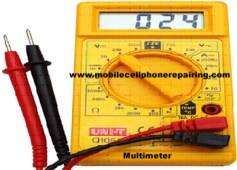 Multimeter for Mobile Phone Repairing
