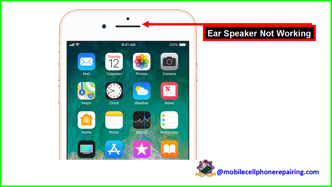 Mobile Phone Earpiece Problem & Solution | Speaker Not Working Android