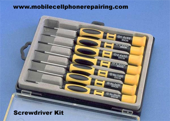 Screwdriver Kit for Mobile Mobile Phone Repairing
