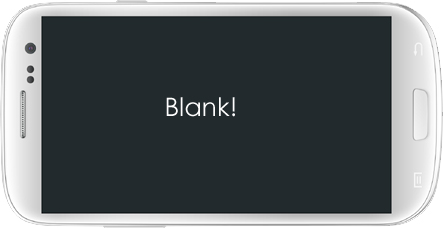 Mobile Phone Blank Screen Problem and Solution | Fix Black Screen