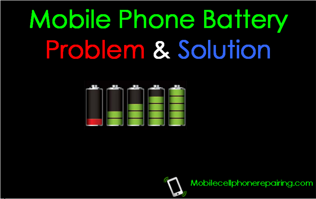 Mobile Phone Battery Problem and Solution | Fix Battery Draining Fast