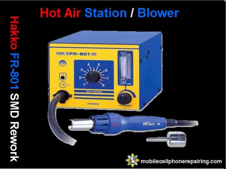 Hot Air Station