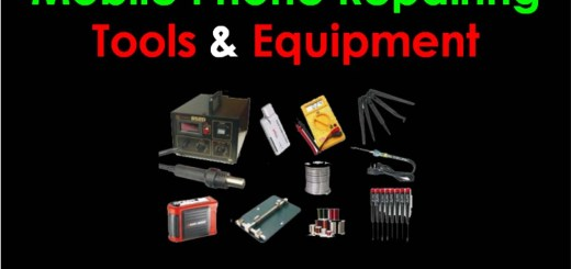 Mobile Phone Repairing Tools