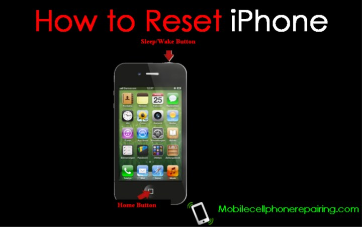 How to Reset iPhone - Soft Reset and Hard Reset to Factory Settings