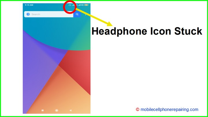 Headphone Symbol Not Going How To Remove Headphone Icon