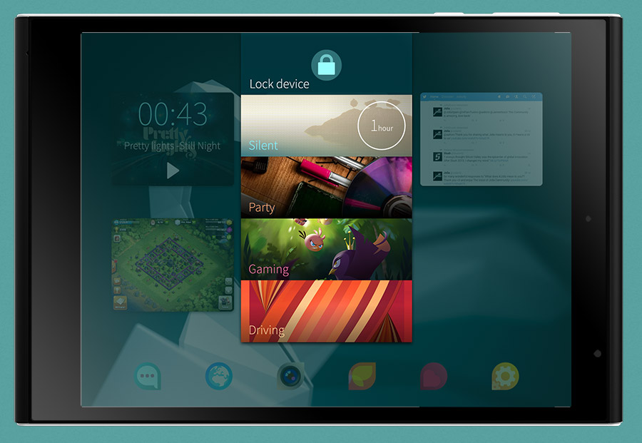Hands-On with the Jolla Tablet and Sailfish 2.0