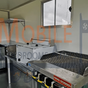 Mobile kitchen trailers for sale