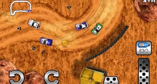 Lilracerz Pro Rally - iPhone Game