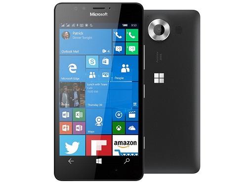 Microsoft Lumia 950 and Lumia 950 XL Receives New Update