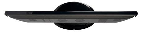 Panasonic TX P42GW10top looking down test review