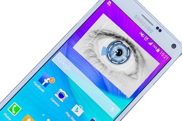 Samsung Galaxy Note 7 to Have Iris Scanner