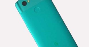 Leaked Specs of Google Pixel 3 XL Hint Notch Display