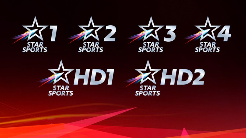 star sports various channels