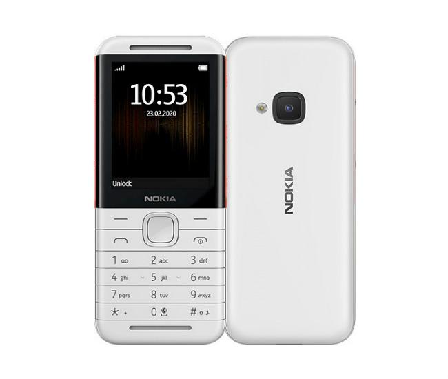 New Nokia 5310 Dual Sim ( 2020 ) -White