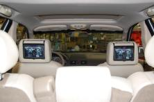 Factory Matched Headrests in Volvo XC90