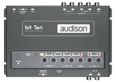 Audison bitTen Top View