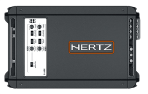 Hertz HDP series Amplifier