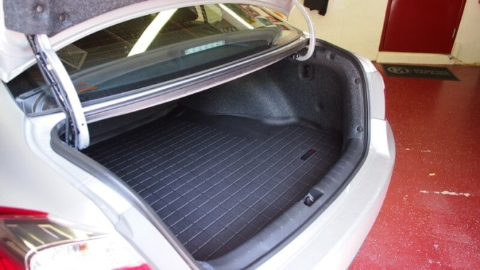 Honda Accord Stock Trunk