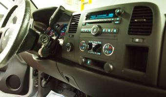 Chevy Silverado Stereo Upgrade is Music to the Ears of McAdoo Client