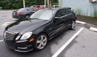 Repeat Client Has 2nd Mercedes Window Tint Installation Done at Mobile Edge