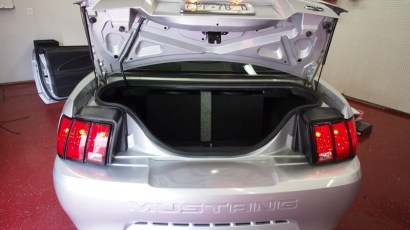 Mustang Audio System