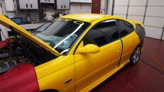 Pontiac GTO Window Tint