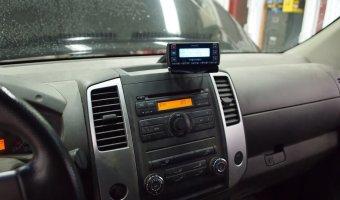 Jim Thorpe Client Gets Nissan Frontier Satellite Radio